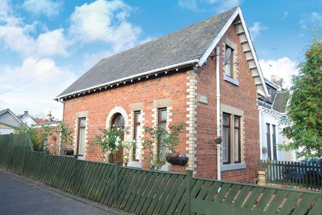 Thumbnail End terrace house for sale in 1 Albany Cottages, Jordanhill, Glasgow