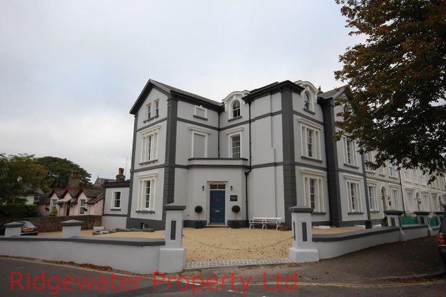 Thumbnail Flat to rent in Kents Road, Torquay