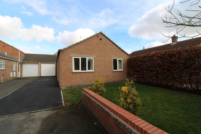 Thumbnail Bungalow for sale in The Paddock, Burton Salmon, Leeds
