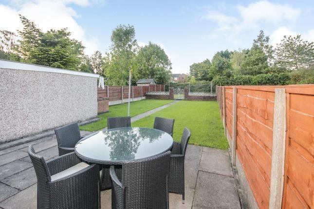 Garden of Colgate Crescent, Manchester, Greater Manchester M14