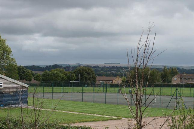 Rear View of The Moldens, Trowbridge BA14