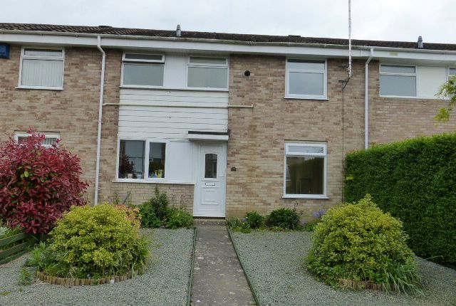 Thumbnail Terraced house to rent in Belvedere Road, Yeovil