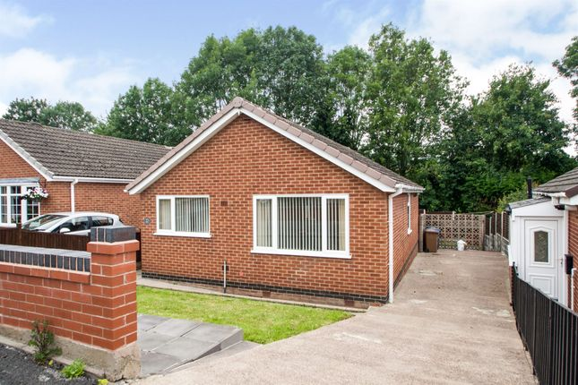 Thumbnail Detached bungalow for sale in Henshaw Place, Ilkeston