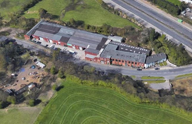 Office to let in Birch Mill Business Centre, Heywood Old Road, Heywood, Lancashire