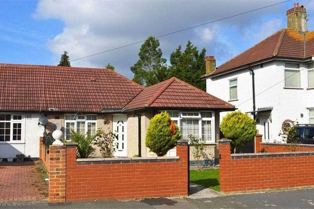 Thumbnail Bungalow to rent in Strathearn Avenue, Hayes