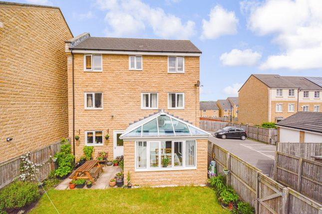 Thumbnail Link-detached house for sale in Annie Smith Way, Birkby, Huddersfield, West Yorkshire