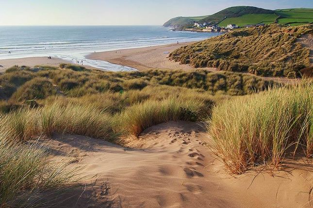 Beach of Moor Lane, Croyde, Braunton EX33