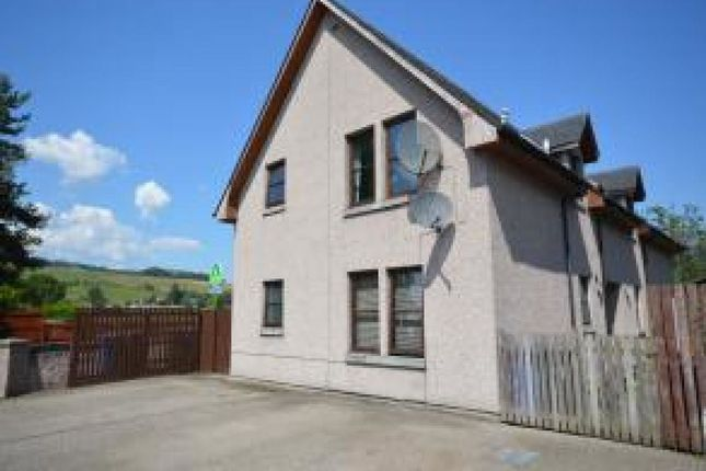 Thumbnail Flat for sale in Fraser Street, Beauly