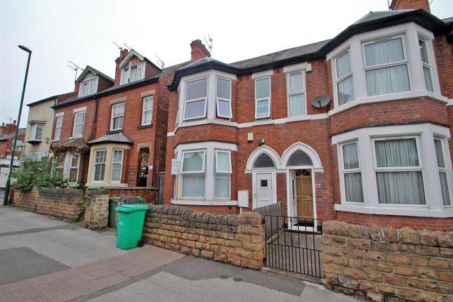 Thumbnail Semi-detached house for sale in Sneinton Dale, Sneinton, Nottingham