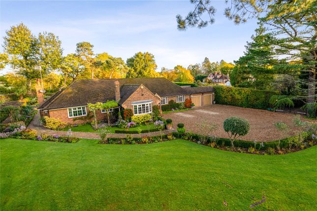 Thumbnail Bungalow for sale in Tilburstow Hill Road, South Godstone, Godstone, Surrey