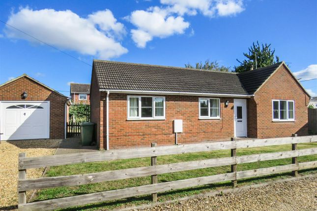 Thumbnail Detached bungalow to rent in Lilyholt Road, Benwick, March