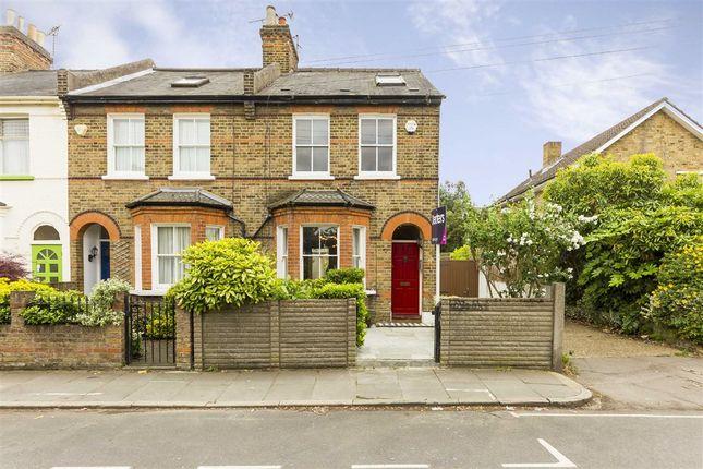 Thumbnail Terraced house for sale in Heathfield South, Twickenham