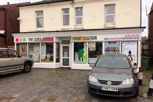 Retail premises for sale in Bispham Road, Southport