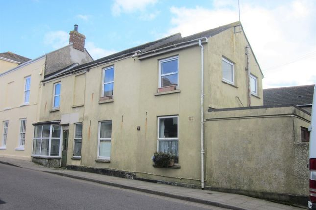 Thumbnail Semi-detached house for sale in Market Street, St. Just, Penzance