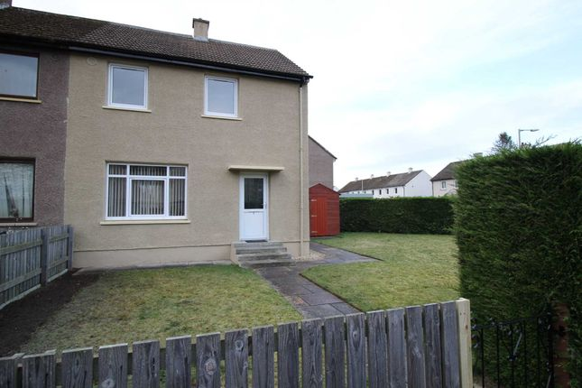 Semi-detached house to rent in Mill Road Terrace, Mill Road, Nairn