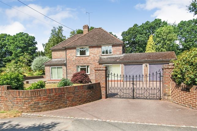 Thumbnail Detached house for sale in Felcot Road, Felbridge, West Sussex