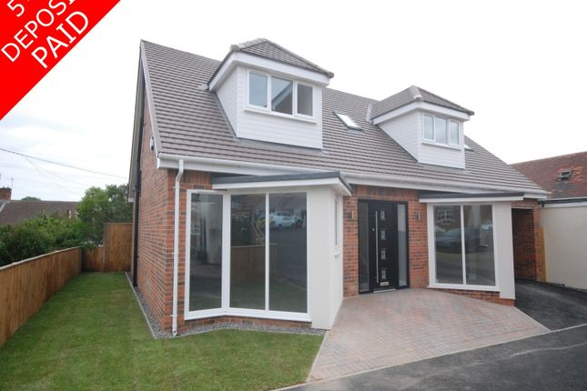 Thumbnail Bungalow for sale in Monkton Dene Park, Jarrow
