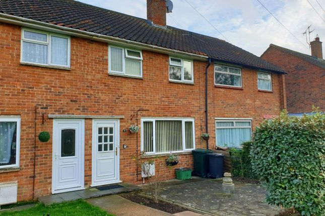 Thumbnail 2 bed terraced house to rent in Saxby Close, Eastbourne