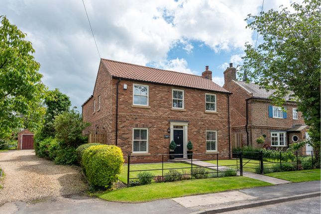 Thumbnail Detached house for sale in The Village, York