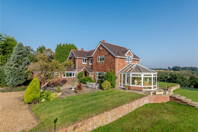 Thumbnail Detached house for sale in Main Road, Wybunbury, Nantwich, Cheshire