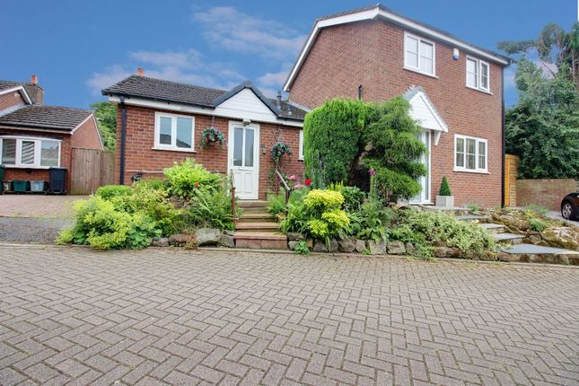 Thumbnail Bungalow for sale in Arden Close, Tarvin, Chester