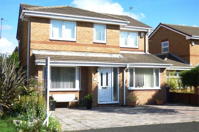 Thumbnail Detached house for sale in Lucius Close, Liverpool, Merseyside