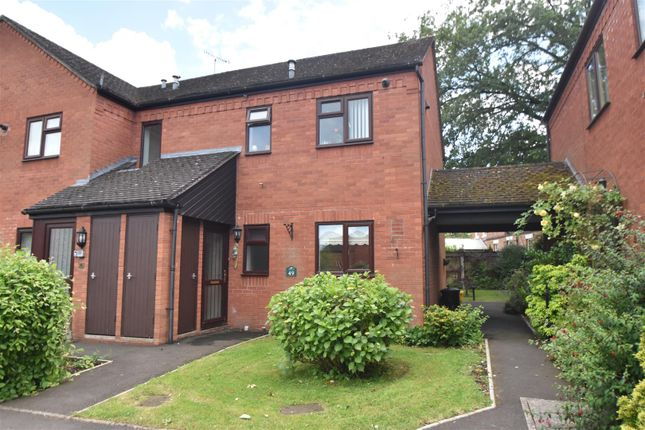 Thumbnail Flat for sale in St. Georges Crescent, Droitwich