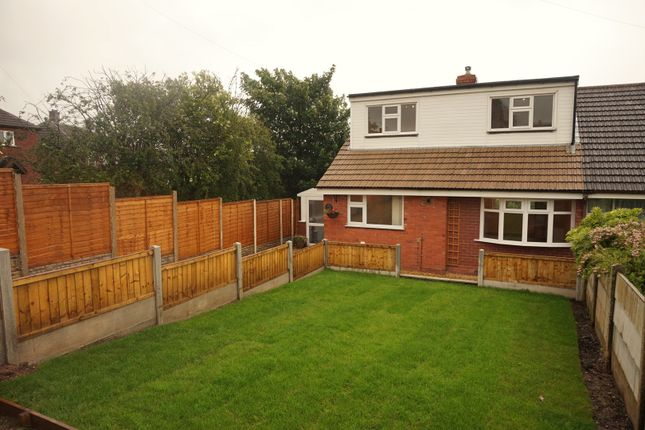 Thumbnail Semi-detached house for sale in Weldon Avenue, Stoke-On-Trent