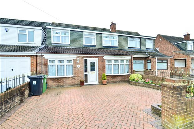 Thumbnail Semi-detached house for sale in Goslet Road, Bristol