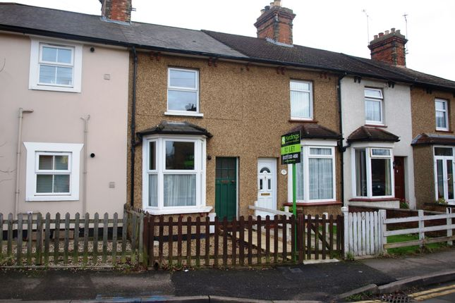 Thumbnail Terraced house to rent in Waterloo Road, Brentwood
