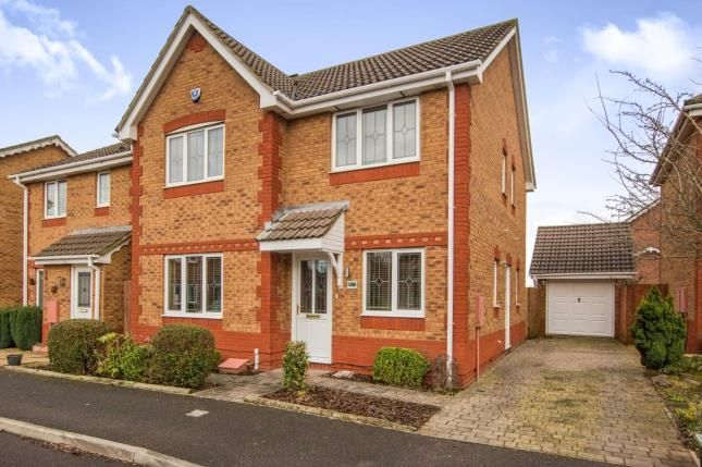 Thumbnail Detached house for sale in Westons Brake, Emersons Green, Bristol, Gloucestershire