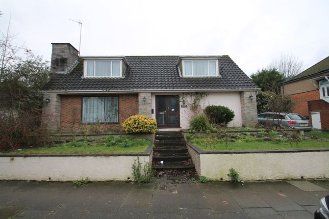 Thumbnail Detached bungalow for sale in Rosslyn Avenue, East Barnet, Barnet