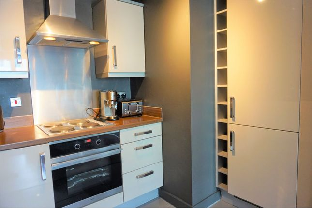 Kitchen of The Hub, Milton Keynes MK9
