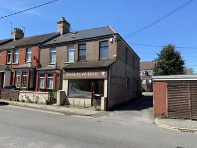 Thumbnail Office for sale in 34, White Street, Caerphilly