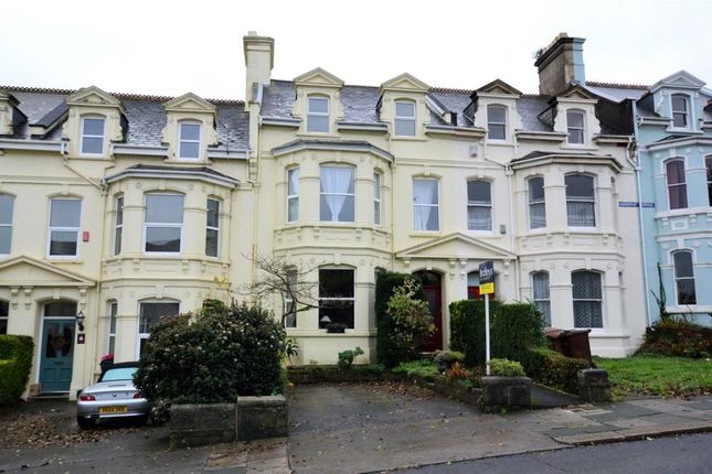 Thumbnail Terraced house for sale in Molesworth Road, Stoke, Plymouth, Devon