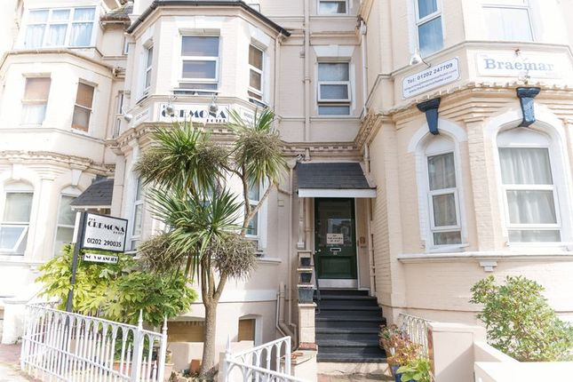Thumbnail Terraced house for sale in St. Michaels Road, Bournemouth