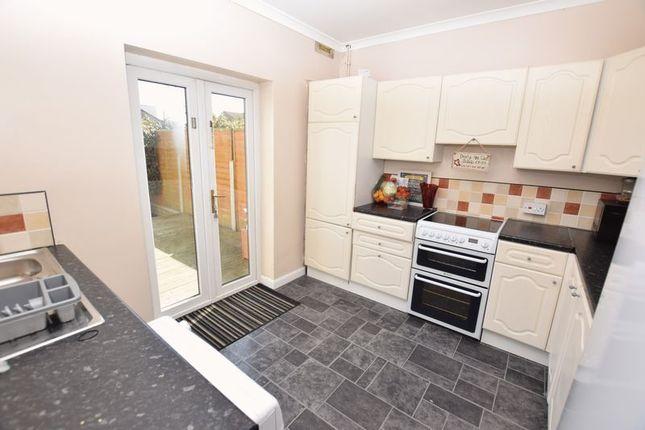 Thumbnail Semi-detached house for sale in Queen Elizabeth Avenue, East Tilbury, Tilbury