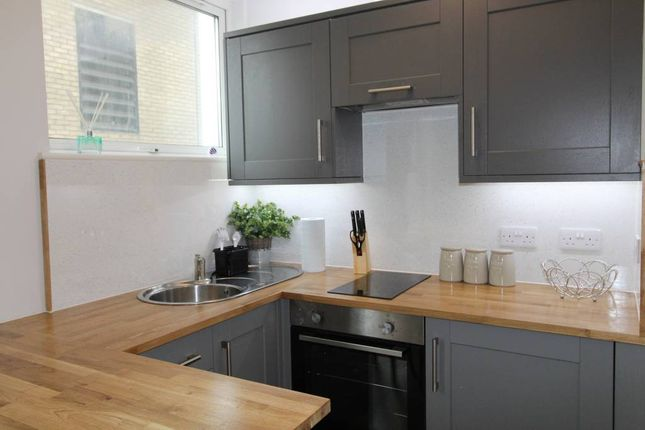 Thumbnail Flat to rent in Serviced Apartment, Franciscan Way, Ipswich, Suffolk