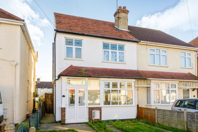 3 bed semi-detached house to rent in Beaumont Avenue, Clacton-On-Sea
