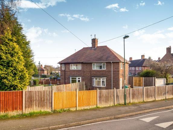 Thumbnail Semi-detached house for sale in Bodmin Drive, Aspley, Nottingham, Nottinghamshire
