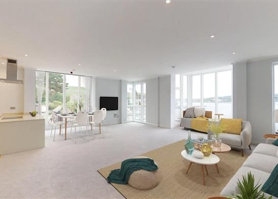 Thumbnail Flat for sale in Apartment 11, Plymouth, Devon