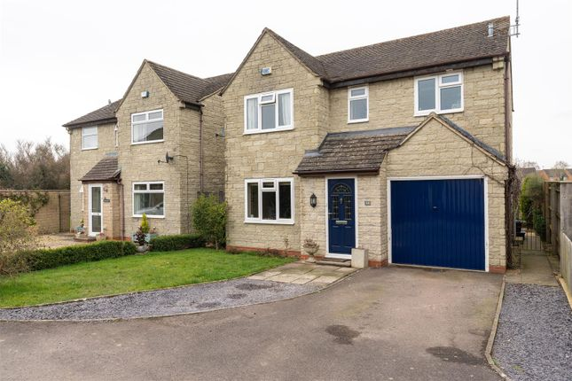 Thumbnail Detached house for sale in Croft Holm, Moreton-In-Marsh, Gloucestershire