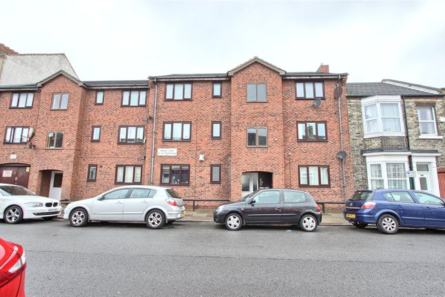 Thumbnail Flat for sale in Station Road, Redcar