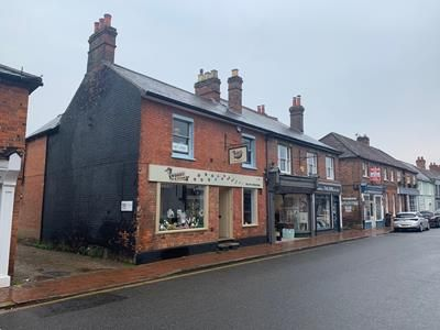 Office to let in Front Room, 1st Floor, 67 High Street, Great Missenden