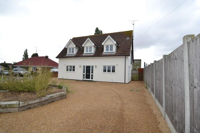 Thumbnail Detached house for sale in Foxhall Road, Steeple, Southminster