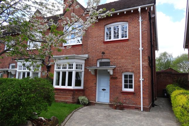 Thumbnail Semi-detached house for sale in Mary Vale Road, Bournville, Birmingham