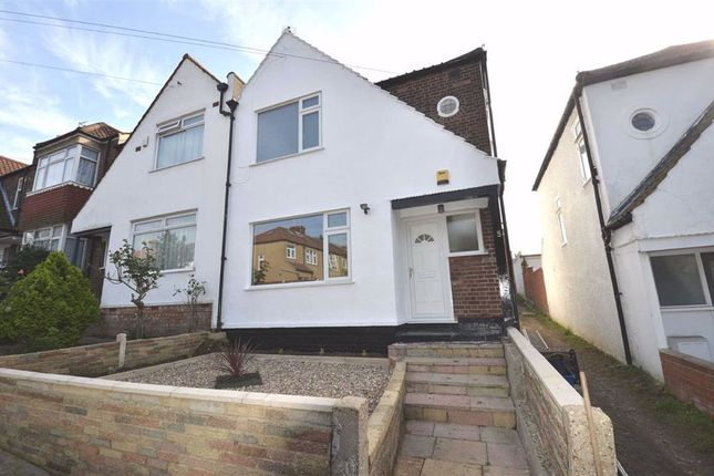 Thumbnail Semi-detached house to rent in Manus Way, London