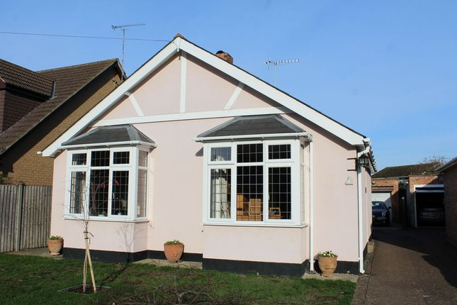 Thumbnail Bungalow for sale in College Avenue, Egham