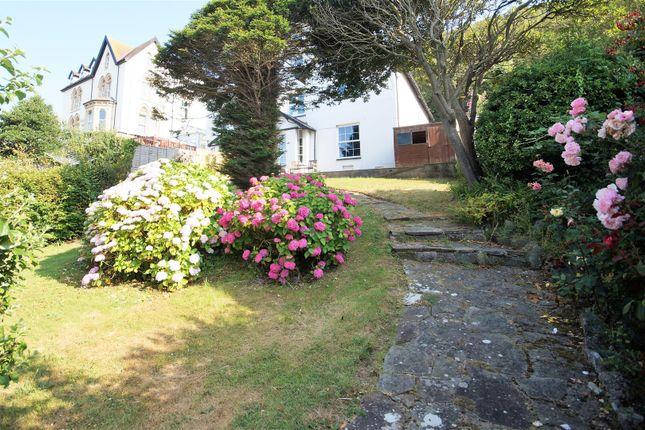 Garden Jul 3 of Fosketh Hill, Westward Ho, Bideford EX39