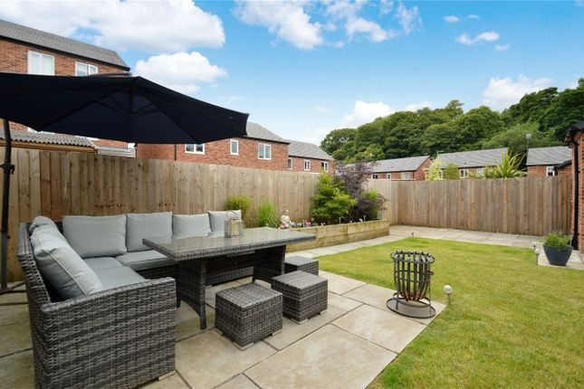 Thumbnail Detached house for sale in Leat Place, Bollington, Macclesfield, Cheshire